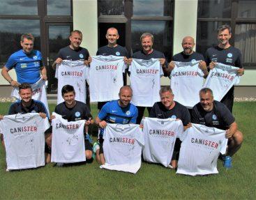 Aj chalani zo slovenského reprezentačného tímu poznajú naše tričká