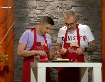 """ďalšia podpora pre """"CANISTER"""" od pánov!!! kuchárov"""